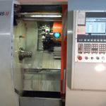 Metallbearbeitung Maschine 1
